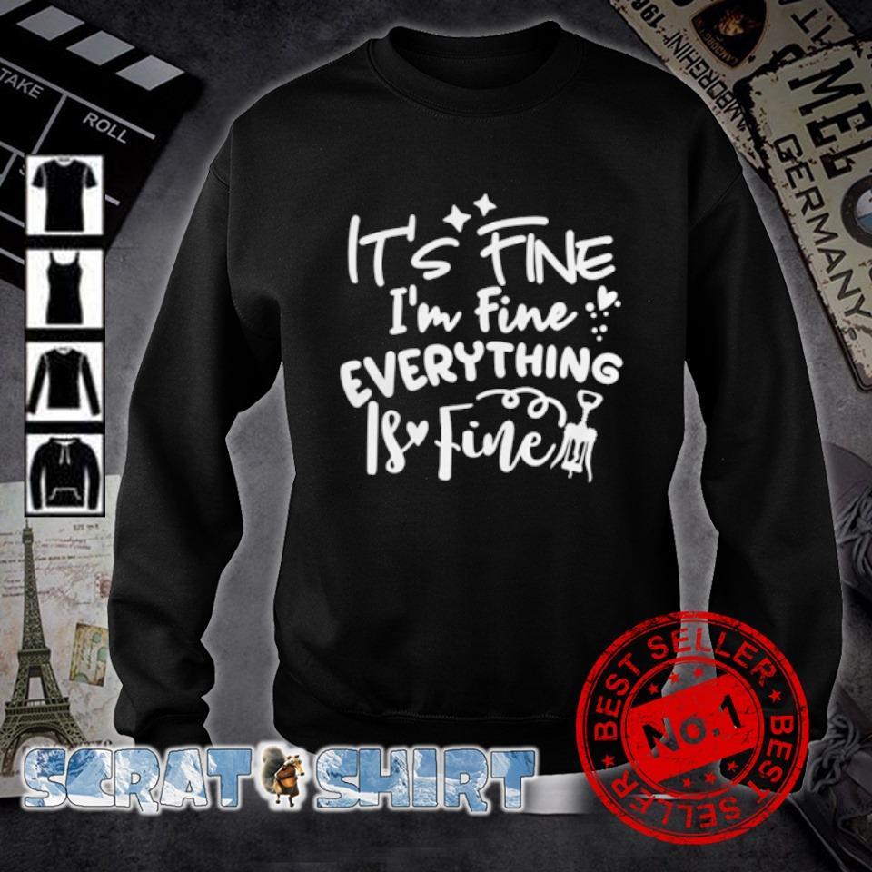 It's fine I'm fine everything is fine s sweater