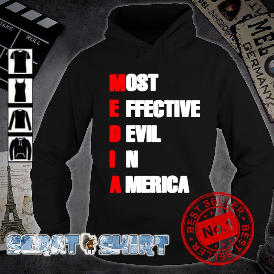 Media most effective devil in America s hoodie