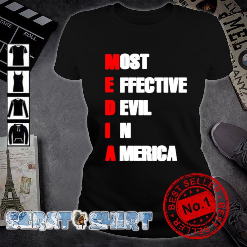 Media most effective devil in America s ladies-tee