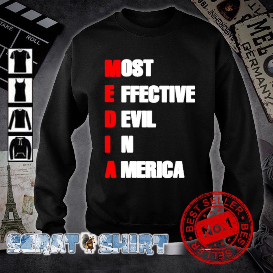 Media most effective devil in America s sweater
