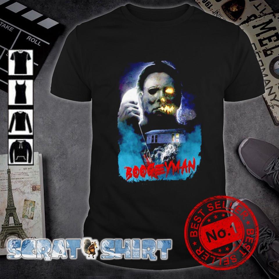 Michael Myers boogeyman Halloween shirt