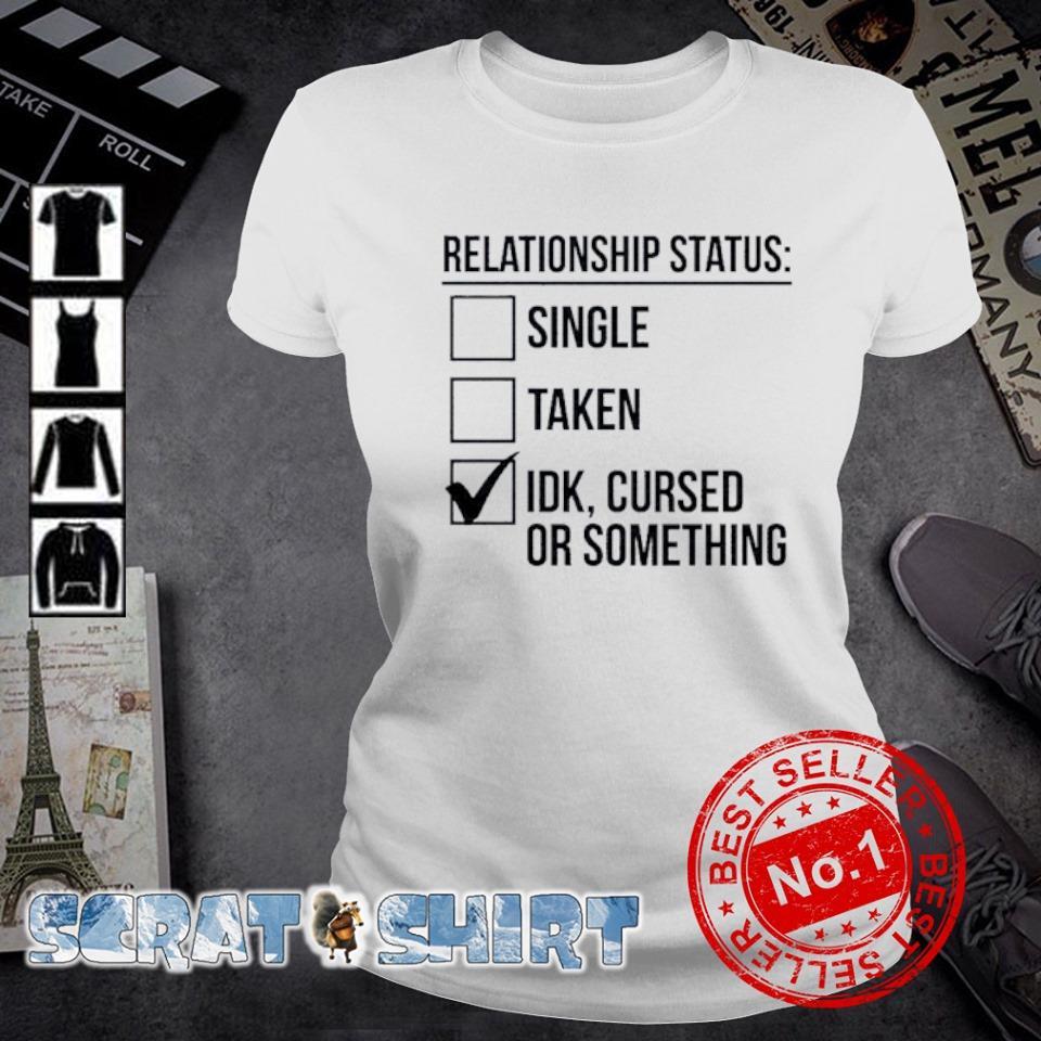 single taken cursed or something