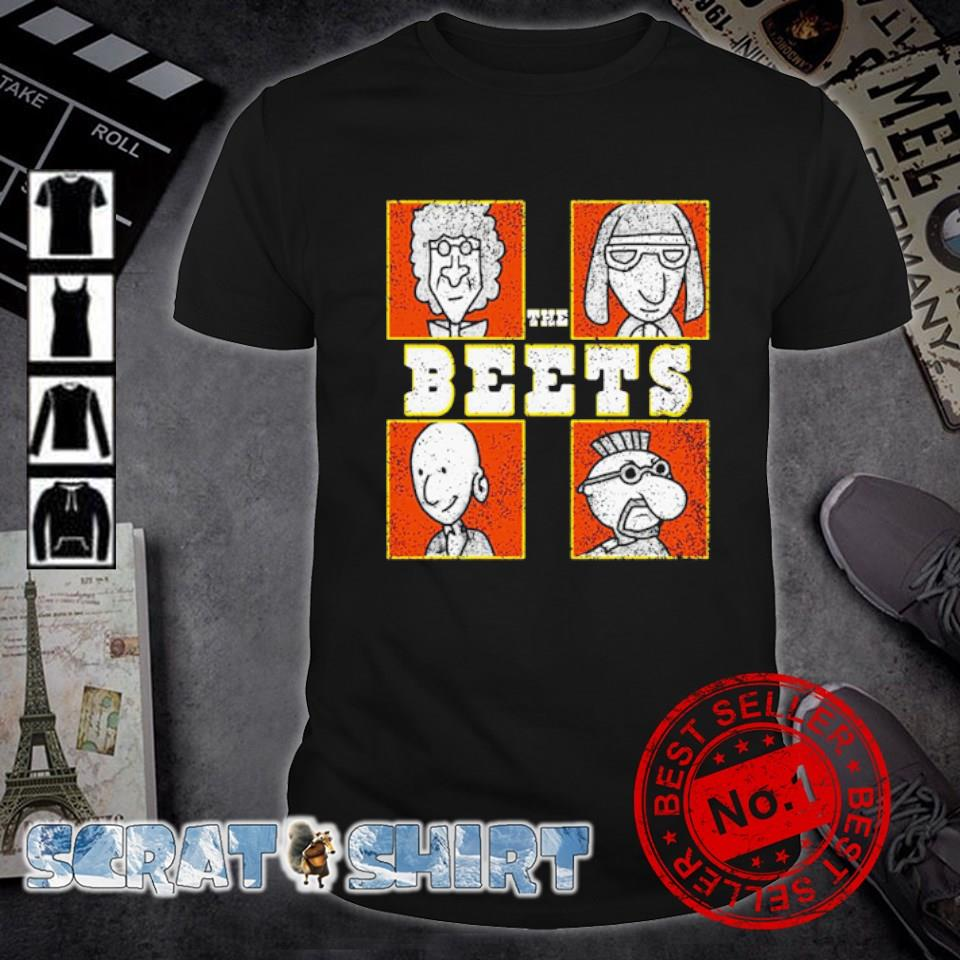 The Beets characters shirt