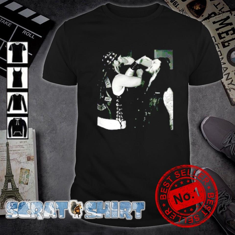 The Dime And Zakk shirt