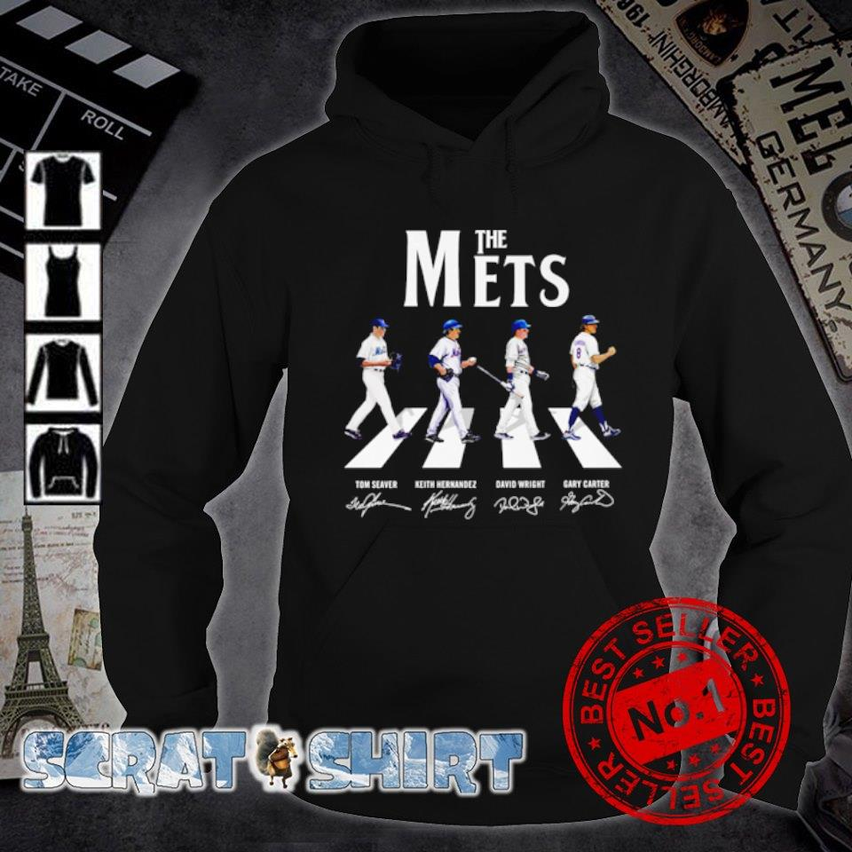 The Mets Abbey Road signature s hoodie