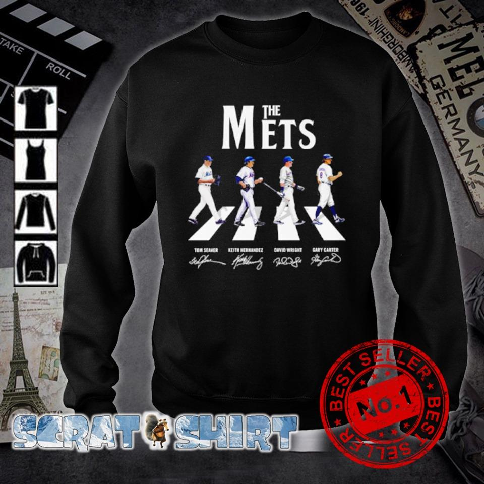The Mets Abbey Road signature s sweater