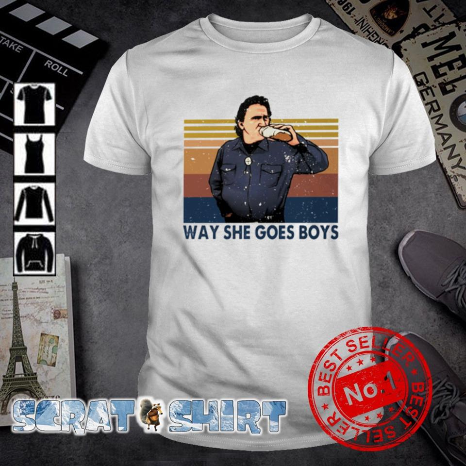 Trailer Park Boys way she goes boys vintage shirt
