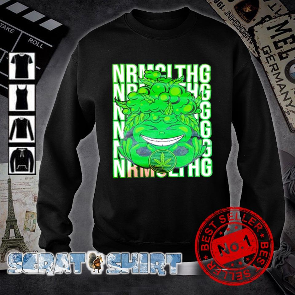 Weed nrmcithg nrmcithg s sweater