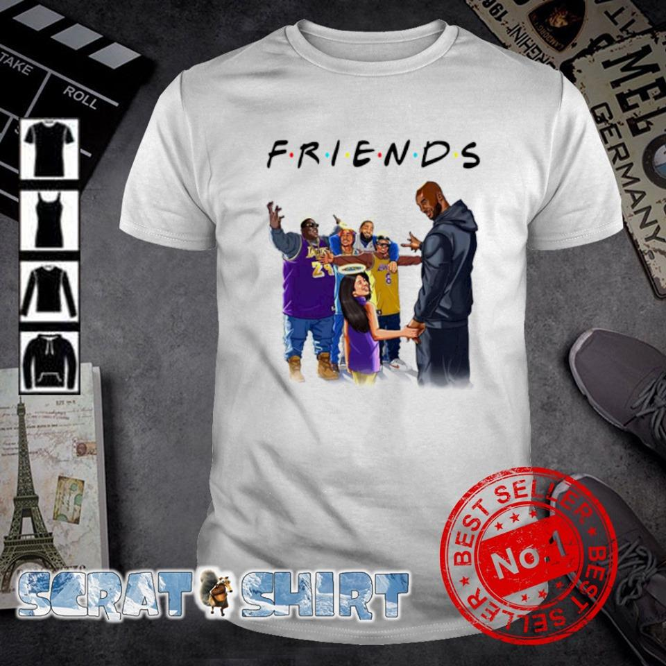 World in honor of the legend of Kobe Bryant shirt