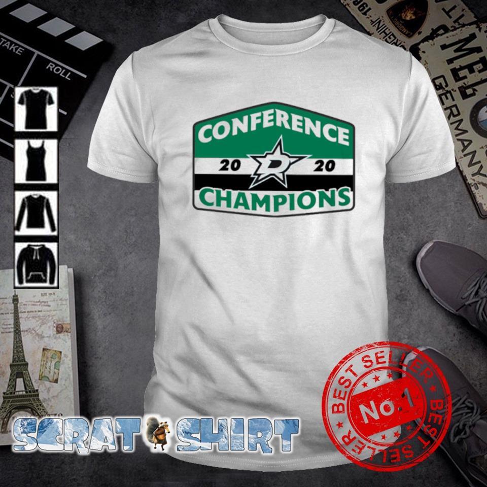 Dallas Stars conference champions 2020 shirt