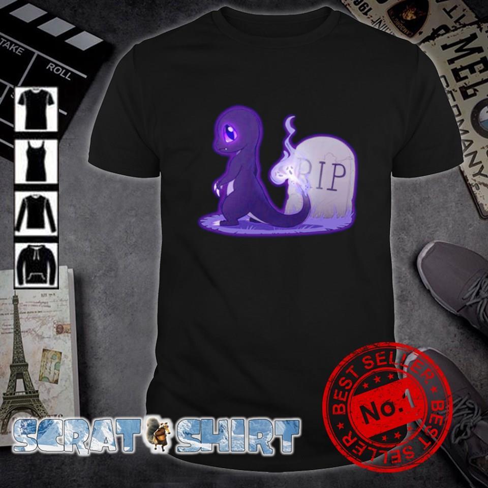Dark Hitokage Rip Halloween shirt