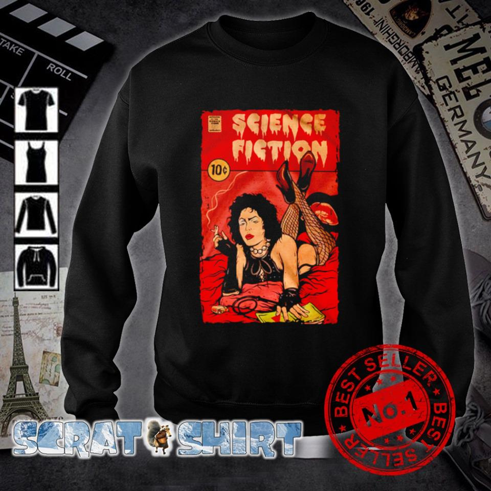 Frank N. Furter science fiction s sweater