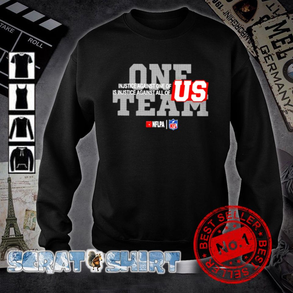 One team NFL injustice against one of is injustice against all of US s sweater