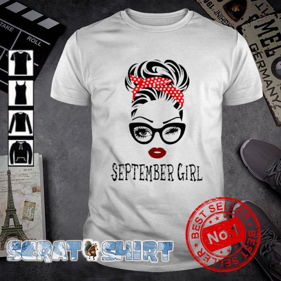 September girl shirt
