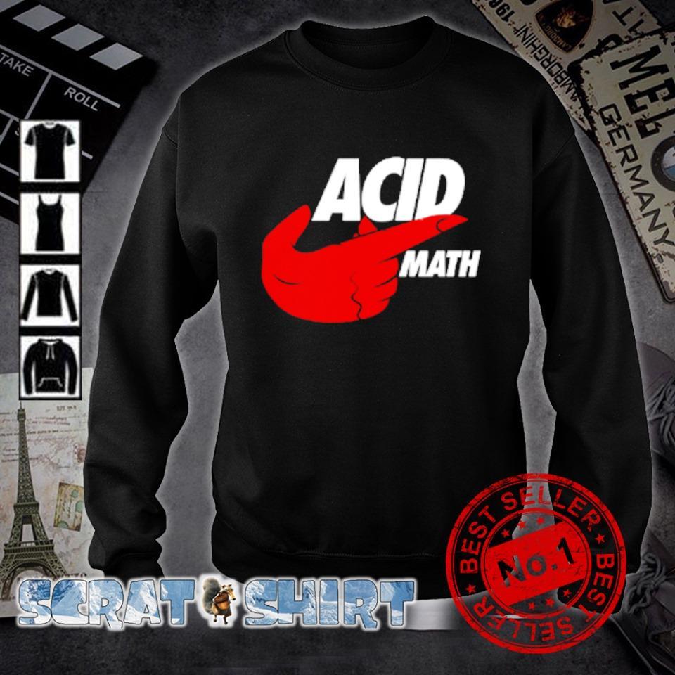 ACID math s sweater