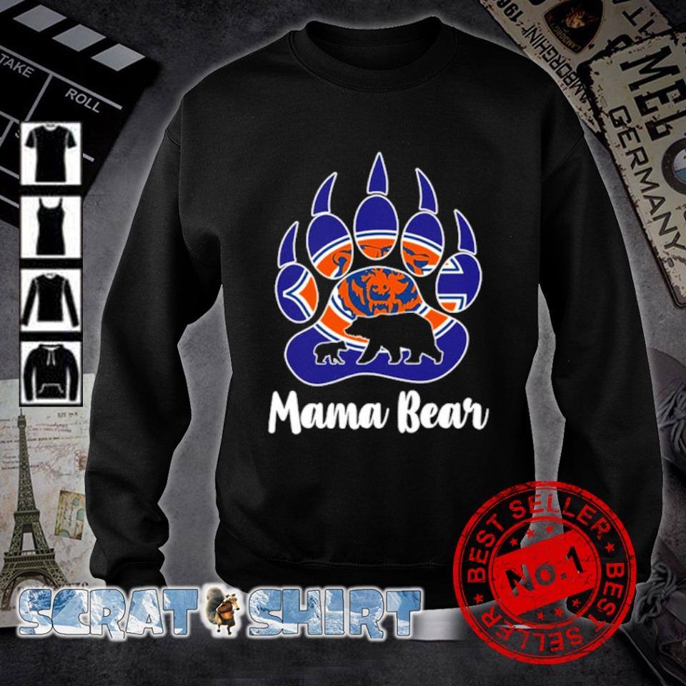 Chicago Bears Mama bear s sweater