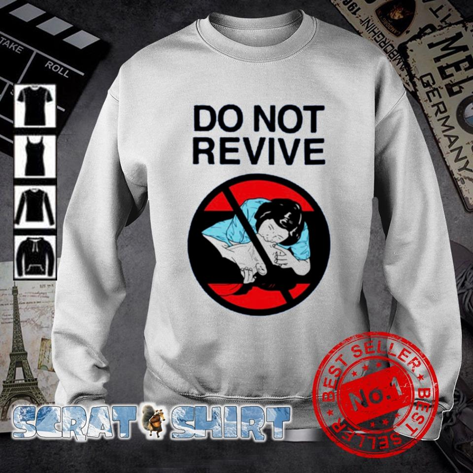 Do not revive s sweater