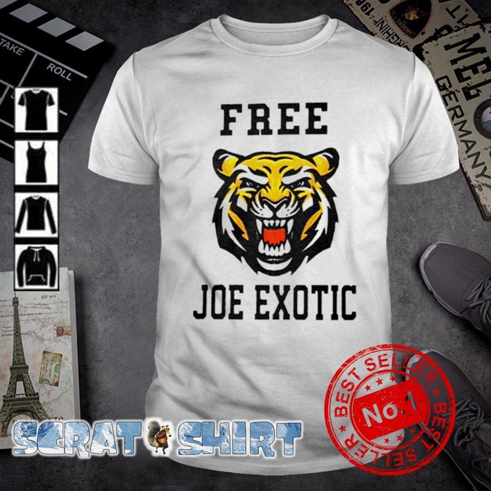 Free Joe Exotic shirt