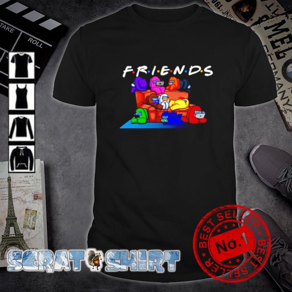 Friends Among US shirt