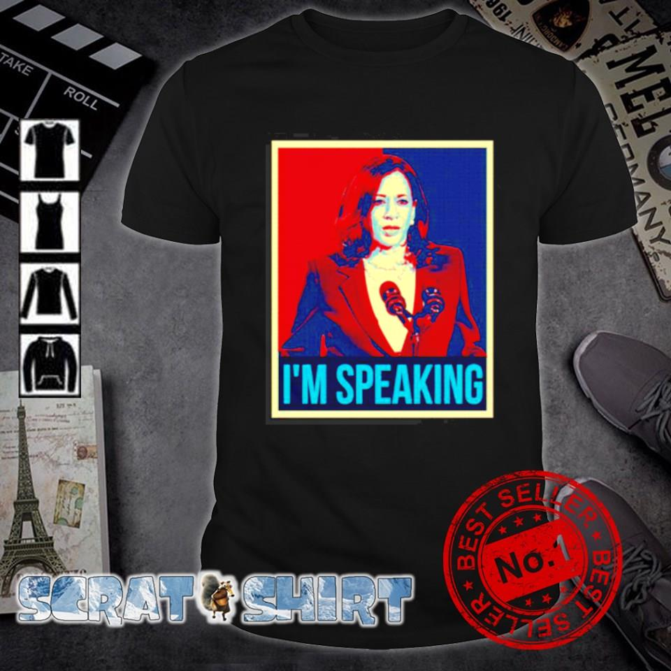 Mr Vice president I'm speaking shirt