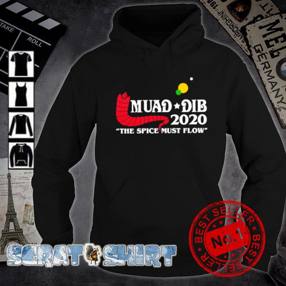 Muad dib 2020 the spice must flow s hoodie