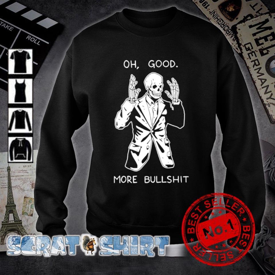 Oh good more bullshit s sweater