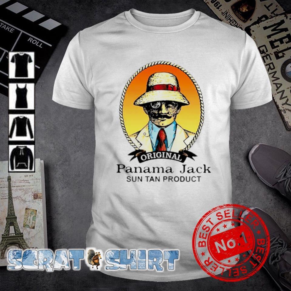 Original Panama Jack sun tan product shirt