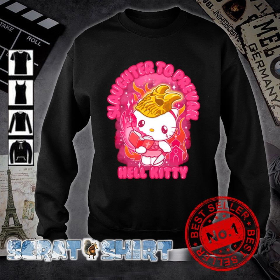 Slaughter to prevail hell Kitty s sweater