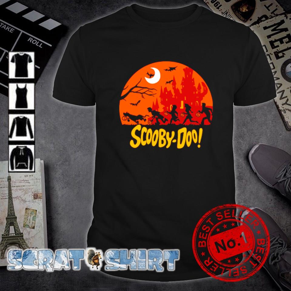 Trick or trek Scooby-Doo halloween shirt