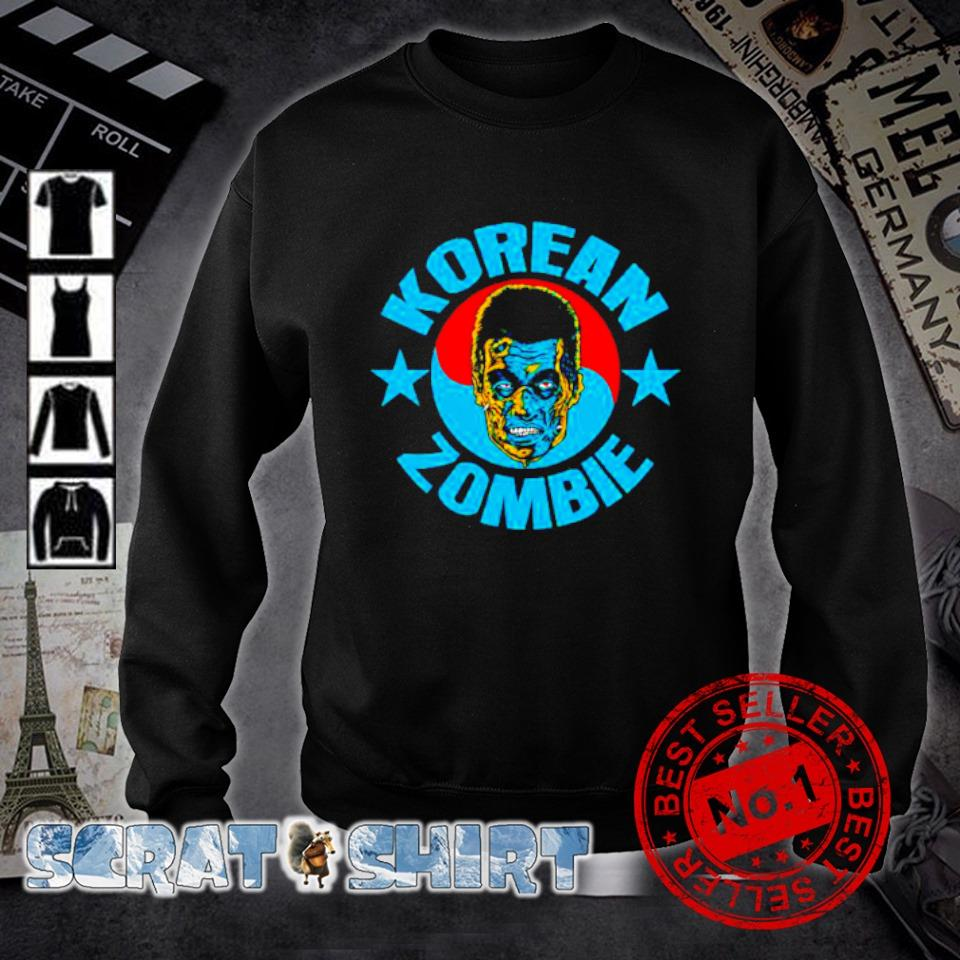 Ufc Korean Zombie s sweater