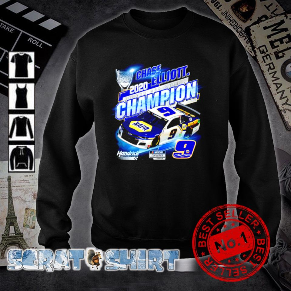 Chase Elliott 2020 nascar cup series champion s sweater
