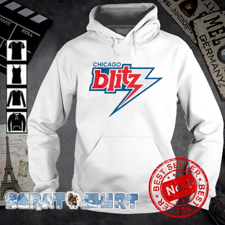 Chicago Blitz football s hoodie