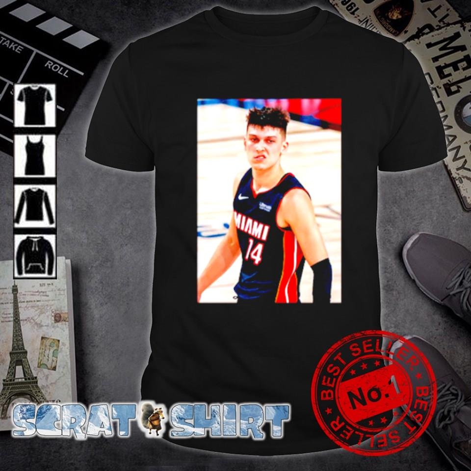 Court Culture Tyler Herro Snarl shirt