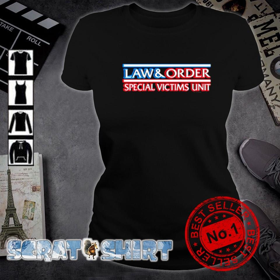 Law and order special victims unit s ladies-tee
