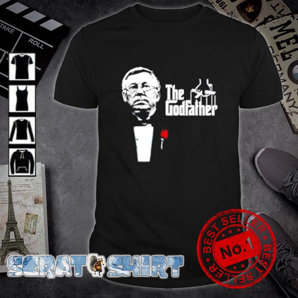 The Godfather character shirt