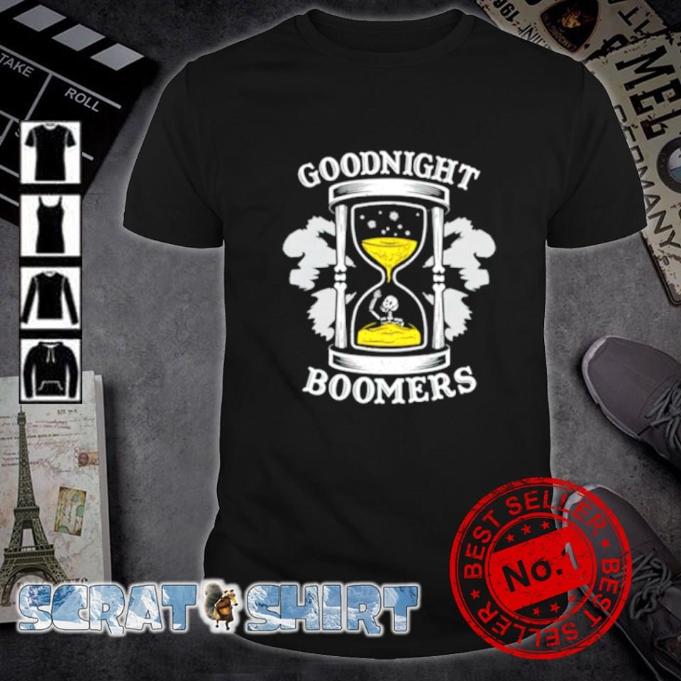 Goodnight boomers shirt