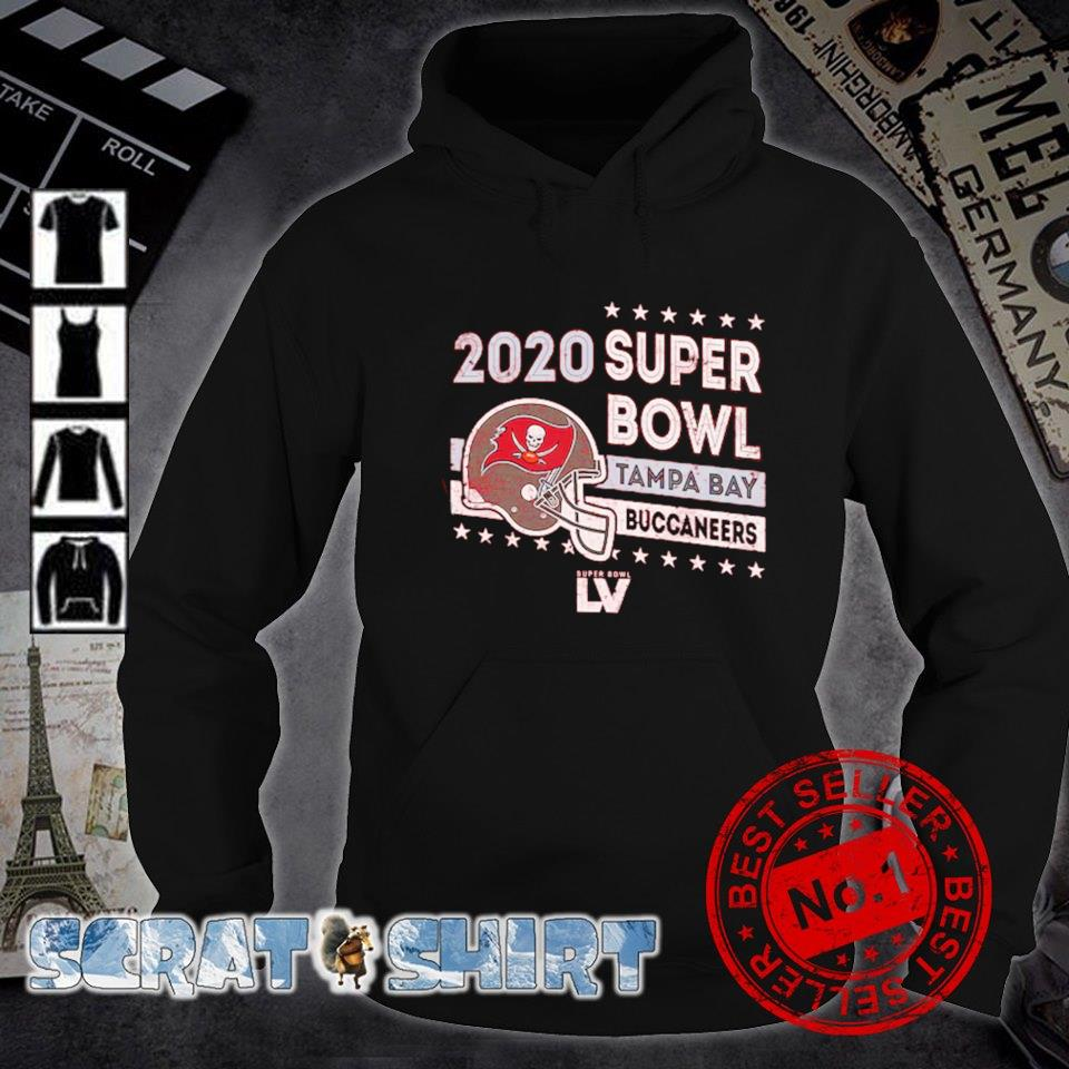2020 super bowl Tampa Bay Buccaneers champions s hoodie