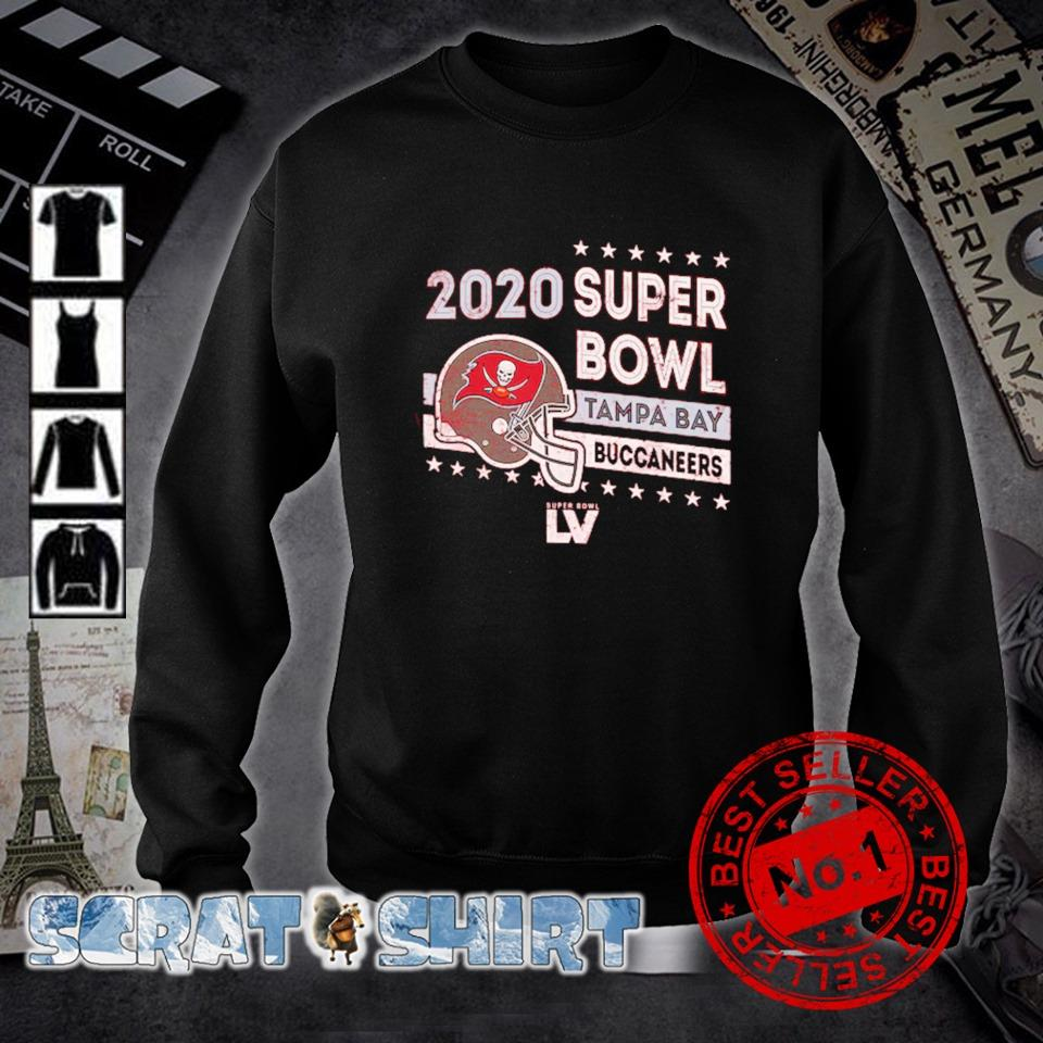 2020 super bowl Tampa Bay Buccaneers champions s sweater