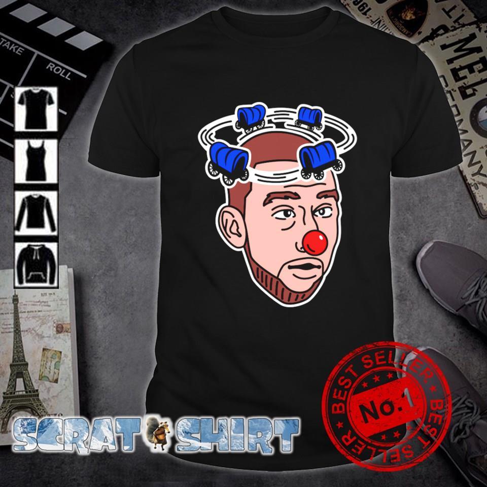 Bills Nick Wright Clown shirt