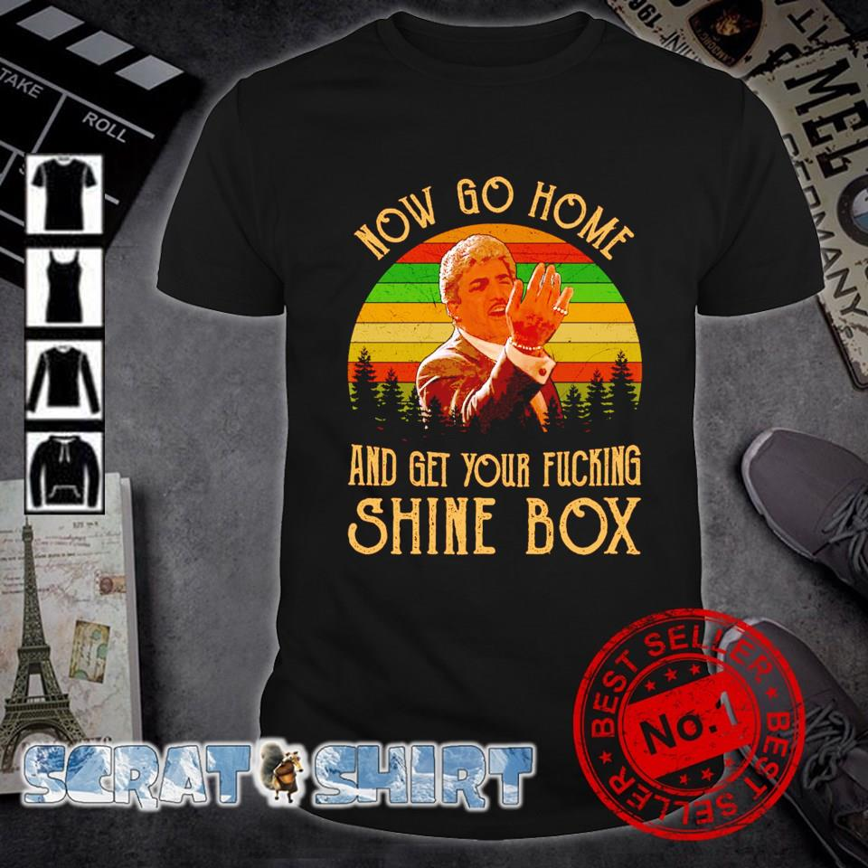 Billy Batts now go home and get your ducking shine box vintage shirt