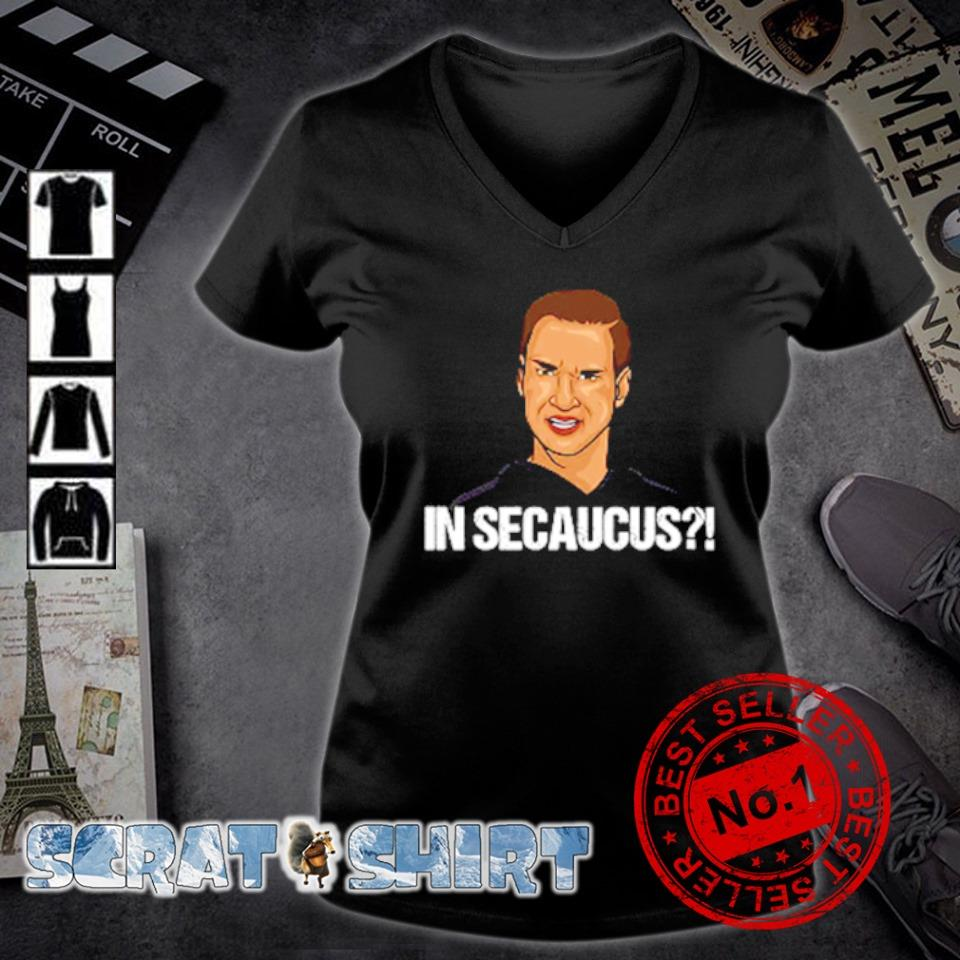 Jersey Shore in secaucus s v-neck t-shirt