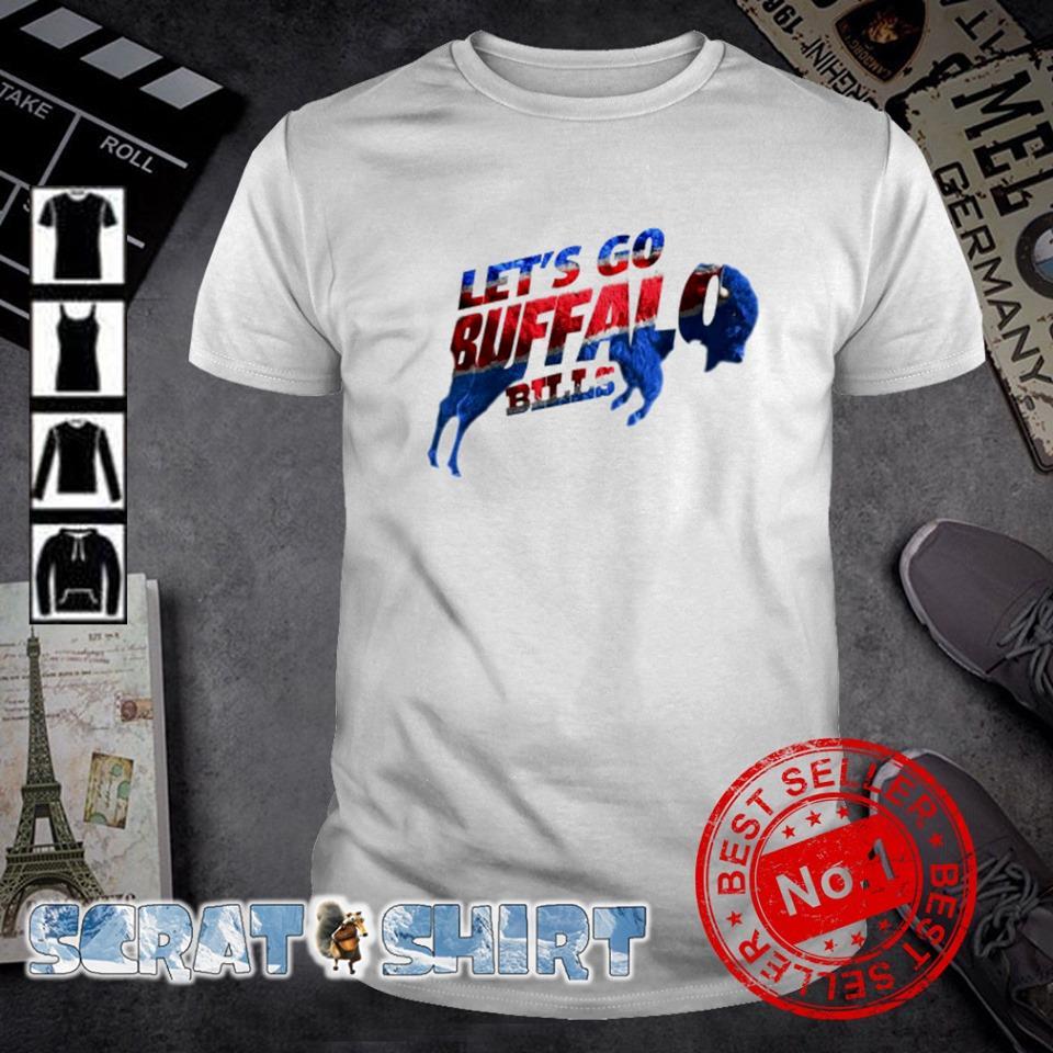Let's go Buffalo Bills shirt
