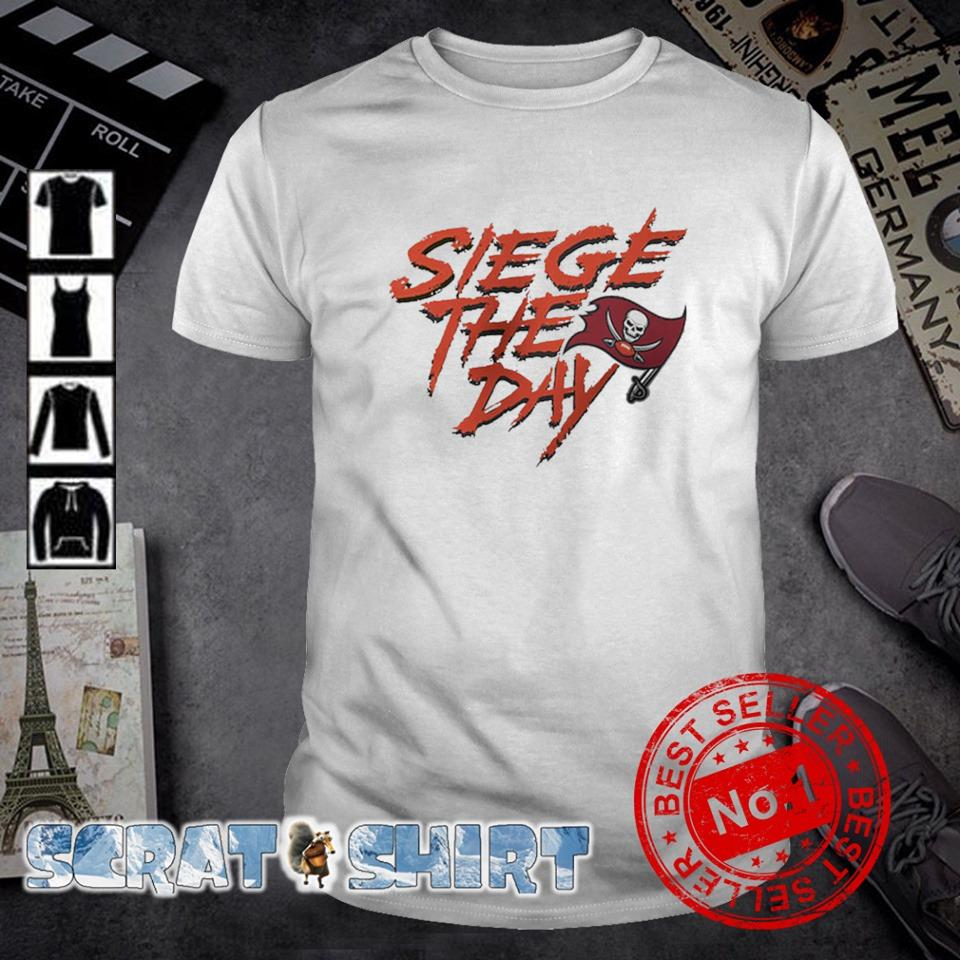 Tampa Bay Buccaneers champions NFC siege the day shirt