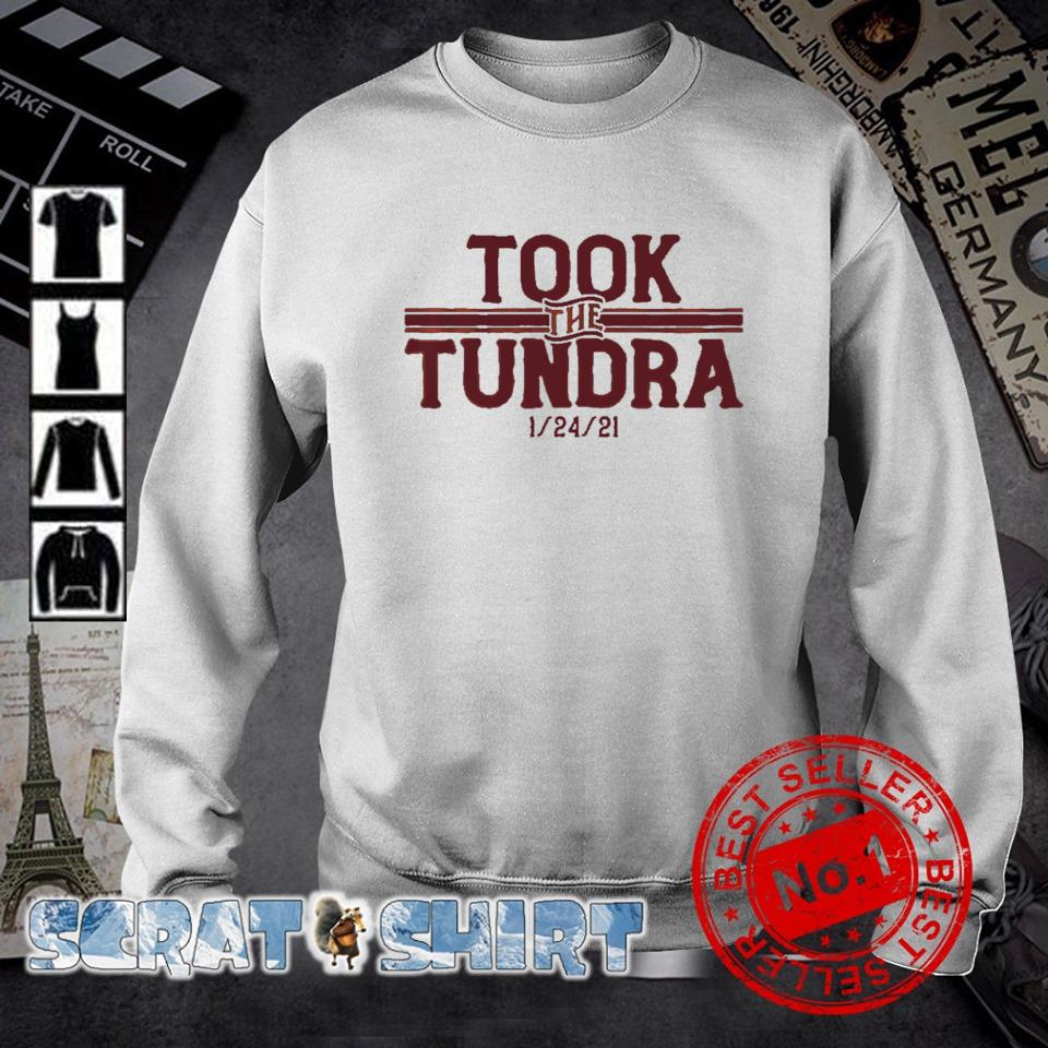 Tampa Bay went to Green Bay and took the tundra s sweater