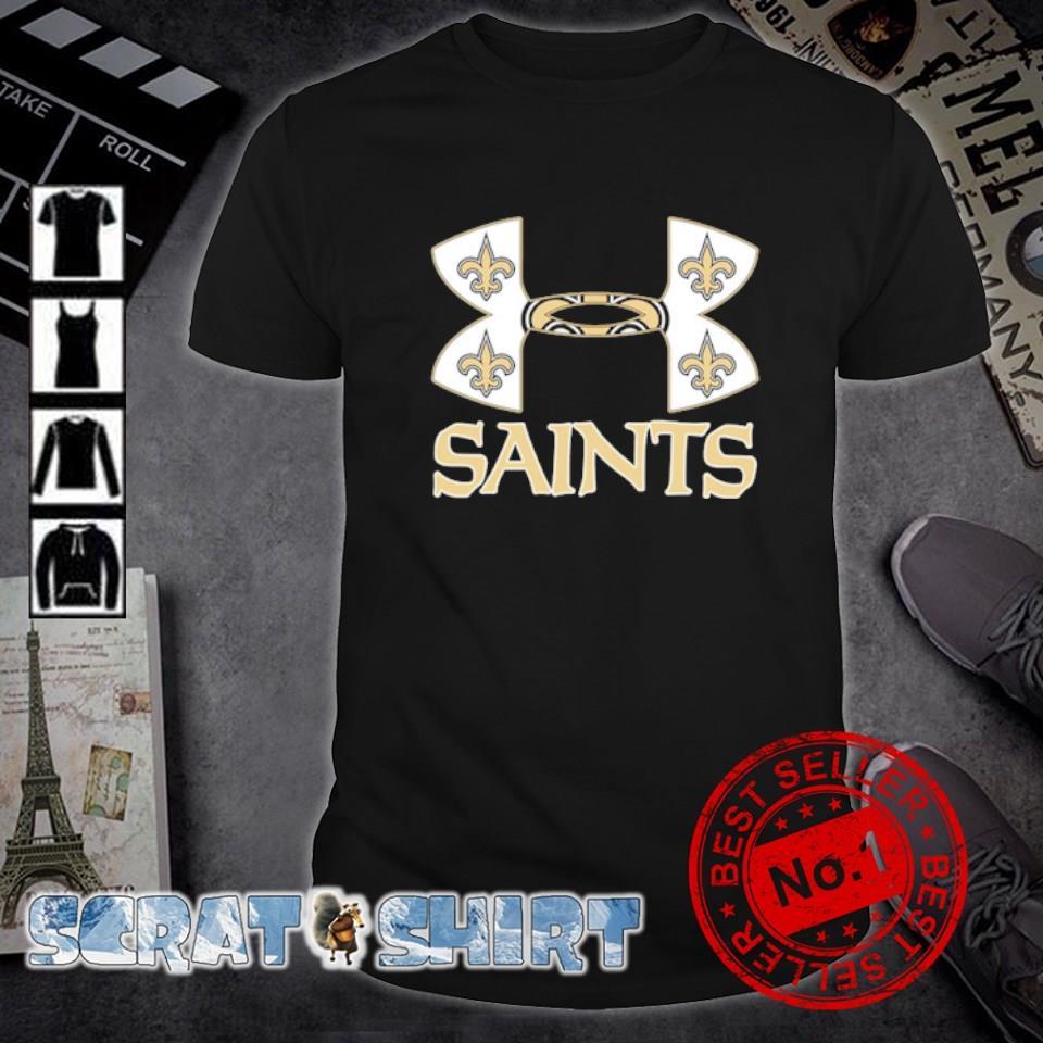 Under Armour New Orleans Saints shirt