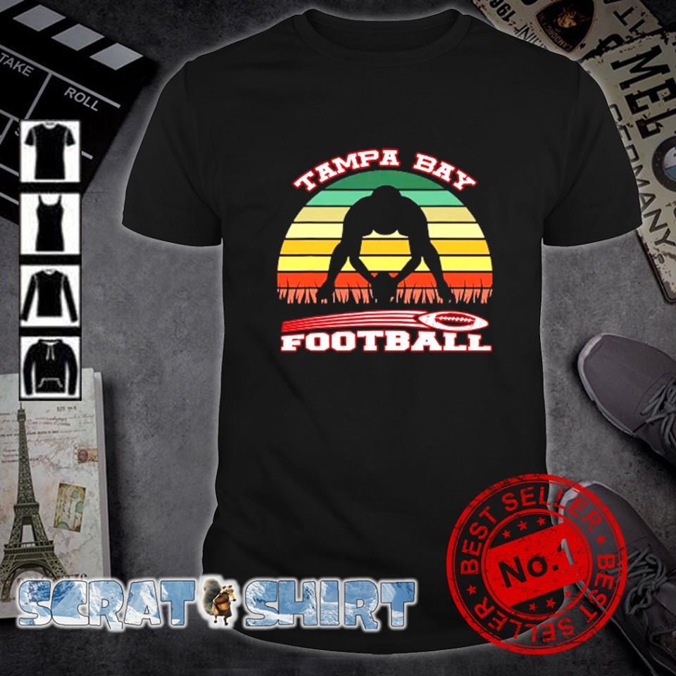 Pride Tampa Bay Florida football champions vintage shirt